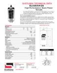 Caractéristiques (lampes ou semiconducteurs)