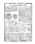 Lampes de la série C/A - Toute la radio juillet 1934